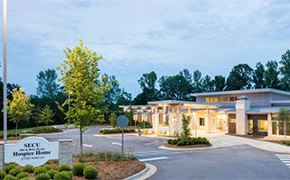 State Employees Credit Union (SECU) Jim and Betsy Bryan Hospice Home of UNC Health Care